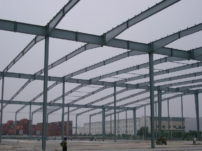 钢结构厂房|产品中心|淮南安顺钢结构有限公司
